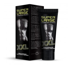 Sexy Shop Online I Trasgressivi - Gel & Crema Sviluppante - Crema Super Large XXL For Men - Intimateline