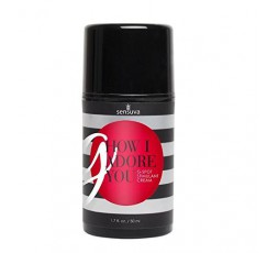 Gel Stimolante Punto G - G How I Adore You 50 ml - Sensuva