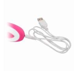 sexy shop online i Trasgressivi Vibrator Design Coniglio Clitoride e G Spot Pink Silicone Harmony - Wonder Lust
