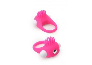 Anello Fallico Vibrante - Lit Up Silicone Stimu Ring - Dream Toys