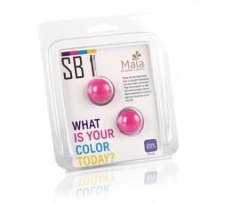 Sexy Shop Online I Trasgressivi - Palline Vaginali - Silicon Balls Beads SB1 Pink - Maia