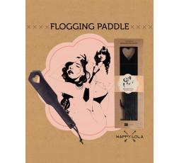 Sexy Shop Online I Trasgressivi - Fruste e Paddle - Paddle Flogging Take Away Love - Happy Lola