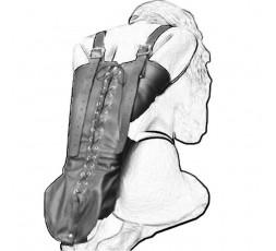 Sexy Shop Online I Trasgressivi - Costrittivo - Arm Straightjacket With Straps - Rimba
