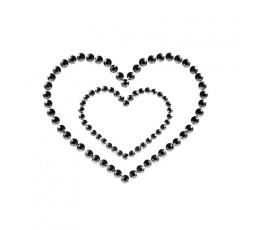 Perline Nere Decorazione Seno Body Decoration - Bijoux Indiscrets