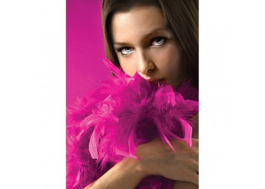 Accessori Vari - Boa Con Piume Rosa Seductive Feather Boa - Ouch