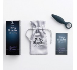 Sexy Shop Online I Trasgressivi - Plug Anale Classico - Something Forbidden Butt Plug - Fifty Shades Of Grey