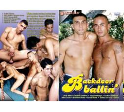 Sexy Shop Online I Trasgressivi - Dvd Gay - Backdoor Ballin' – Filmco