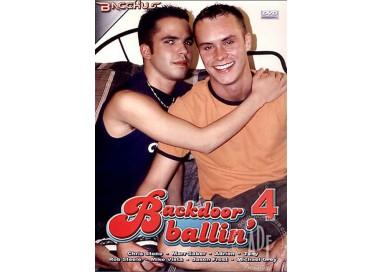Dvd Gay - Backdoor Ballin' 4 – Filmco