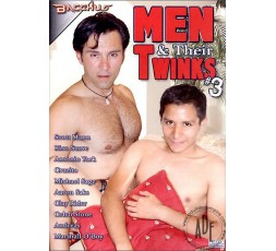Dvd Gay Men & Their Twinks 3 – Filmco