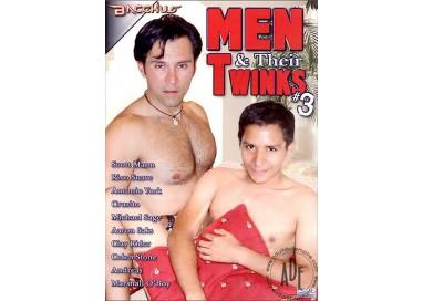 Dvd Gay Men & Their Twinks 3 – Filmco