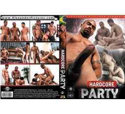 Sexy Shop Online I Trasgressivi - Dvd Gay - Hardcore Party – Alexander Pictures