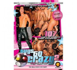 Dvd Gay Guys Go Crazy 2 Boys Night Out – Eromaxx
