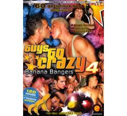 Dvd Gay Guys Go Crazy 4 Banana Bangers – Eromaxx