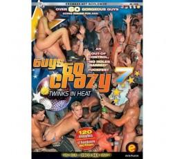 Sexy Shop Online I Trasgressivi - Dvd Gay - Guys Go Crazy 7 Twinks In Heat – Eromaxx Films
