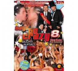 Sexy Shop Online I Trasgressivi - Dvd Gay - Guys Go Crazy 8 Naughty Nuptials – Eromaxx Films