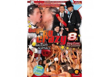 Dvd Gay Guys Go Crazy 8 Naughty Nuptials – Eromaxx
