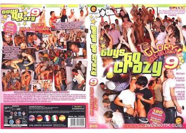Dvd Gay - Guys Go Crazy 9 Glory Hole Lelujah – Eromaxx Films