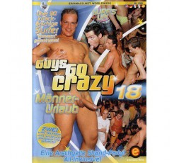 Sexy Shop Online I Trasgressivi - Dvd Gay - Guys Go Crazy 18 Cock Beach – Eromaxx Films