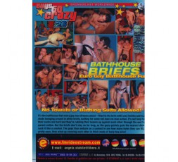 Dvd Gay Guys Go Crazy 26 Bath House Briefs – Eromaxx