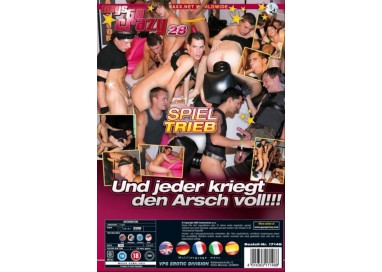 Dvd Gay - Guys Go Crazy 28 Fetish Fuck Fest – Eromaxx Films