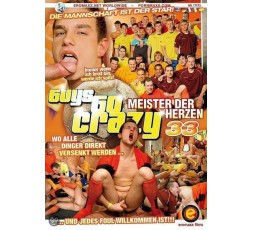 Sexy Shop Online I Trasgressivi - Dvd Gay - Guys Go Crazy 33 Behind The Locker Room Door – Eromaxx Films