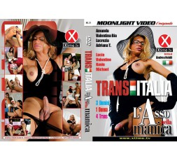 Dvd Trans L'Asso Nella Manica Trans Italia - Moonlight Video