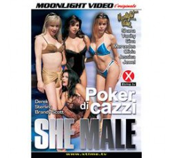 Dvd Trans Poker Di Cazzi Shemale - Moonlight Video