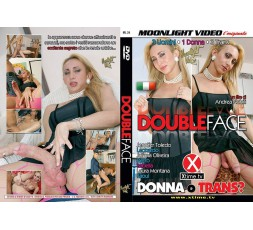 Sexy Shop Online I Trasgressivi - Dvd Trans - Double Face Donna O Trans? - Moonlight Video