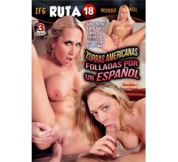 Dvd Etero Zorras Americanas Follada Por Un Español - Morbo Español
