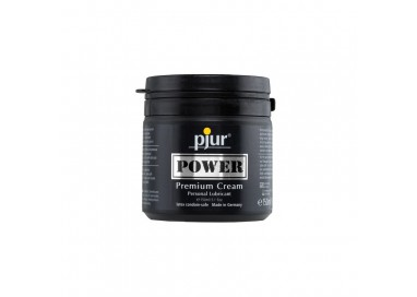 Lubrificante Siliconico Power Premium Cream 150 Ml - Pjur