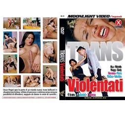 Dvd Trans Violentati - Xtime