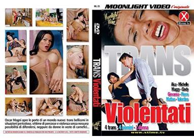 Dvd Trans - Violentati - Xtime