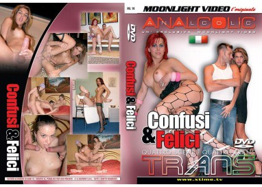 Dvd Trans - Confusi E Felici - Xtime