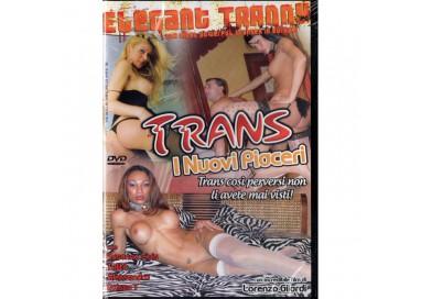 Dvd Trans - I Nuovi Piaceri - Lorenzo Gilardi