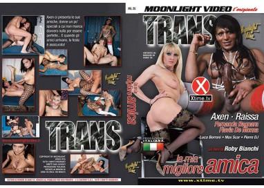 Dvd Trans - La Mia Migliore Amica - Xtime