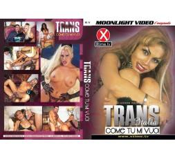 Dvd Trans Come Tu Mi Vuoi - Xtime