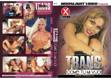 Dvd Trans - Come Tu Mi Vuoi - Xtime