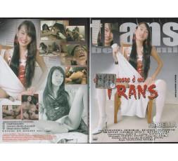 Dvd Trans Il Mio Amore E' Un Trans - Madlenne Niveret