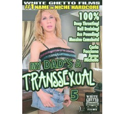 Sexy Shop Online I Trasgressivi - Dvd Trans - My Dad's A Transsexual - White Ghetto