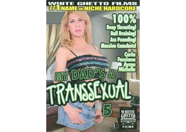 Dvd Trans - My Dad's A Transsexual - White Ghetto