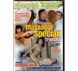 Dvd Trans Massaggi Speciali - Dario Lussuria