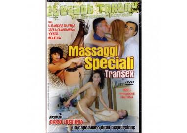 Dvd Trans - Massaggi Speciali - Dario Lussuria