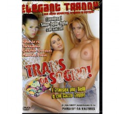 Dvd Trans Trans Da Sogno - Paulinho Da Valtures
