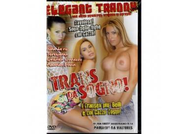 Dvd Trans - Trans Da Sogno - Paulinho Da Valtures