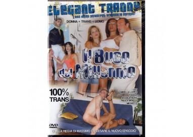 Dvd Trans Il Buco Del Millennio