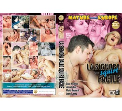 Dvd Hard La Signora Dallo Squirt Facile - Fm Video