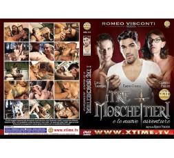 Sexy Shop Online I Trasgressivi - Dvd Etero - I Tre Moschettieri E Le Nuove Avventure - Fm Video