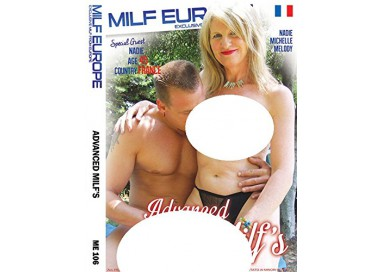 Dvd Etero Advanced Milf's - Milf Europe