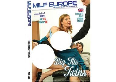 Dvd Etero - Big Tits Twins - Milf Europe