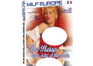 Dvd Etero - The Nurses Take Care Of The Cocks - Milf Europe